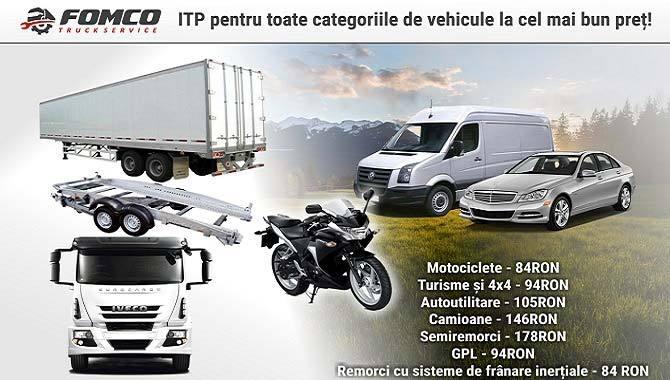 Preturi ITP Targu Mures