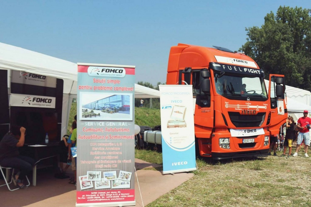 Camion Fomco