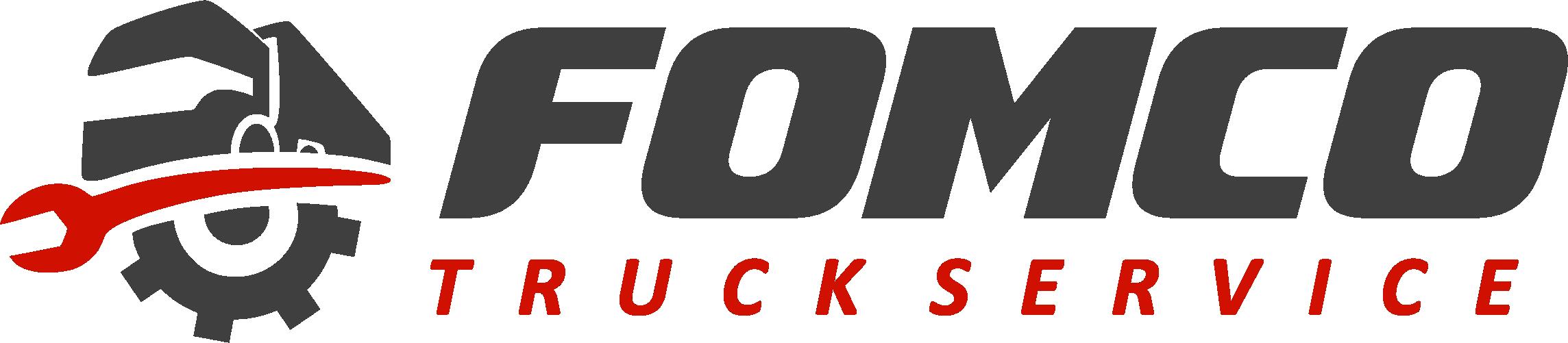 Logo Truck service