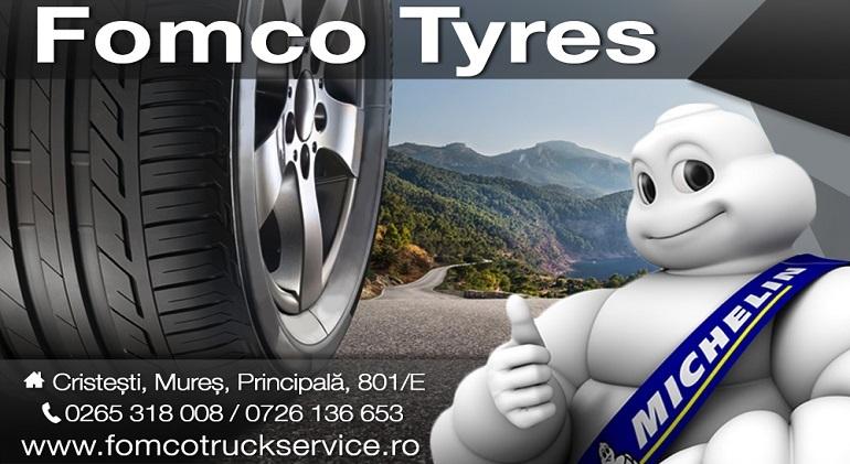 NOU la Fomco Truck Service! – Fomco Tyres