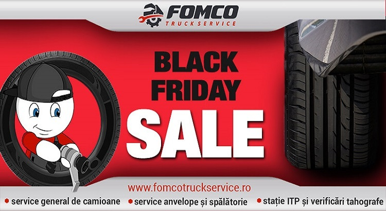 Black Friday la FomcoTyres ține până la sfârșitul anului!