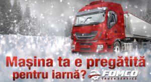 Pregătirea autovehiculului pentru iarnă