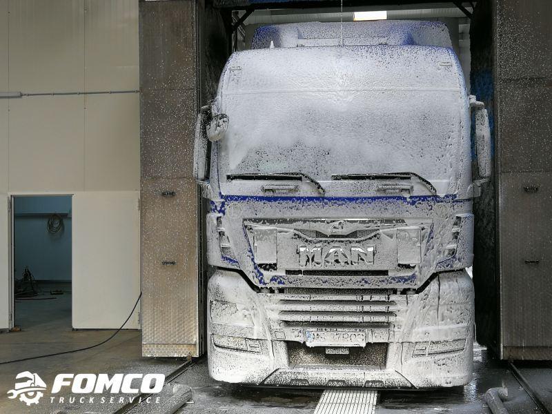 Spalatorie de camioane Mures